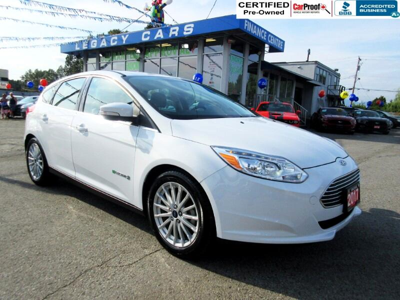 2017 Ford Focus $173 bi wkly* ELECTRIC/ WITH NAVIGATION