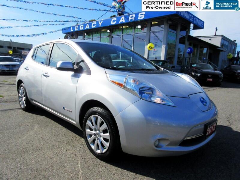 2013 Nissan Leaf $126 bi wkly* S