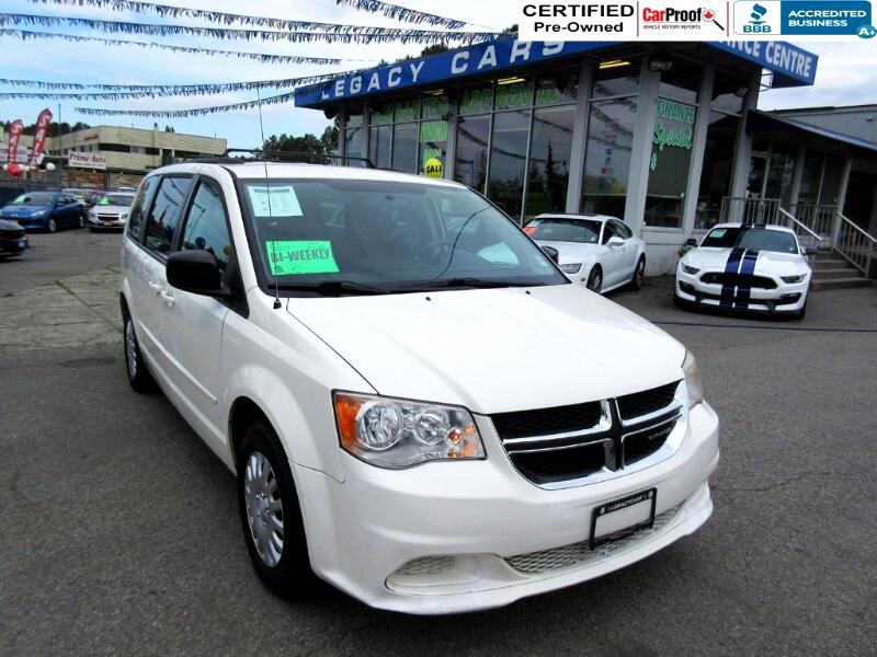 2012 Dodge Grand Caravan $75 biwkly* STO N GO