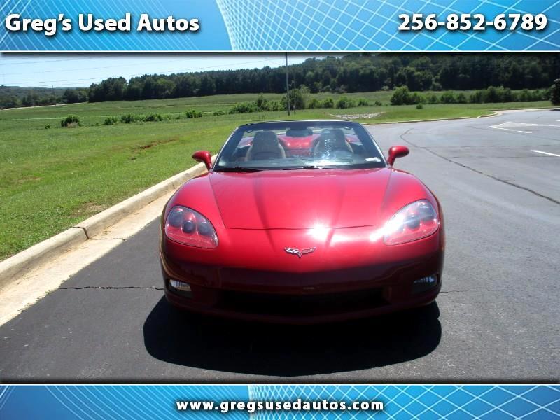 Chevrolet Corvette Premium Convertible 3LT 2011