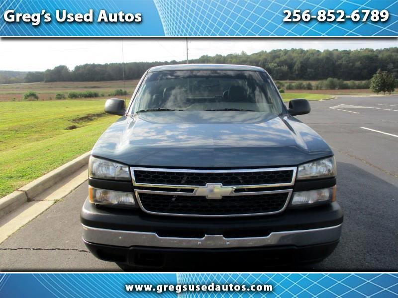 2007 Chevrolet Silverado Classic 1500 LS Ext. Cab 2WD