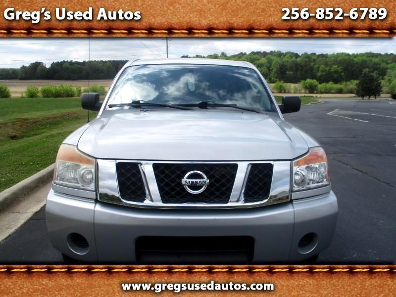 Nissan Titan LE Crew Cab 2WD SWB 2009