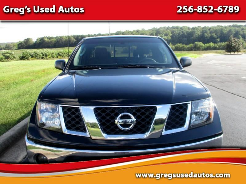 Nissan Frontier LE King Cab 2WD 2008