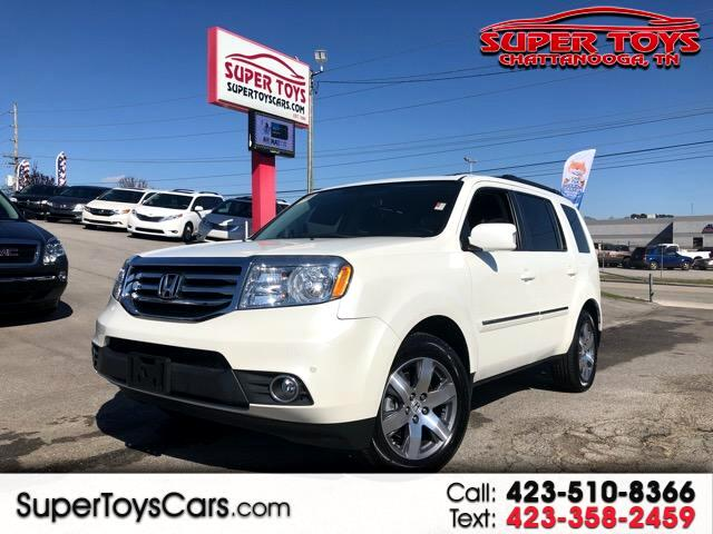 2014 Honda Pilot Touring 2WD with DVD