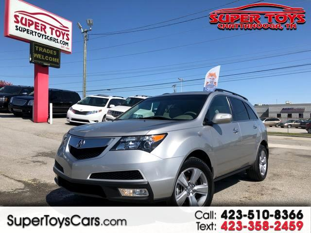 2011 Acura MDX 4dr SUV AT Touring