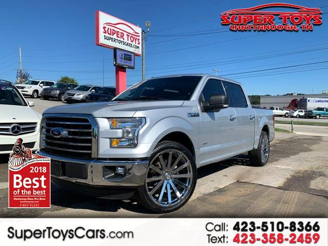 "2016 Ford F-150 2WD SuperCrew 139"" XLT"