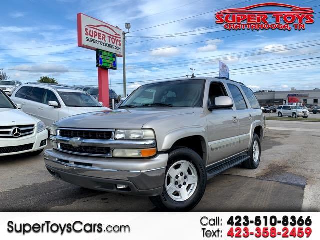 2006 Chevrolet Tahoe 4dr 1500 2WD LT