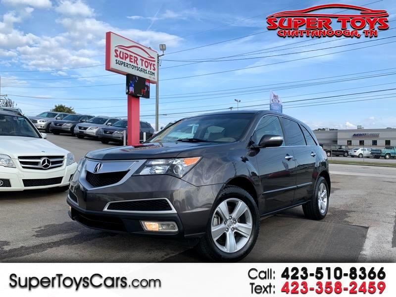 2010 Acura MDX AWD 4dr Technology Pkg