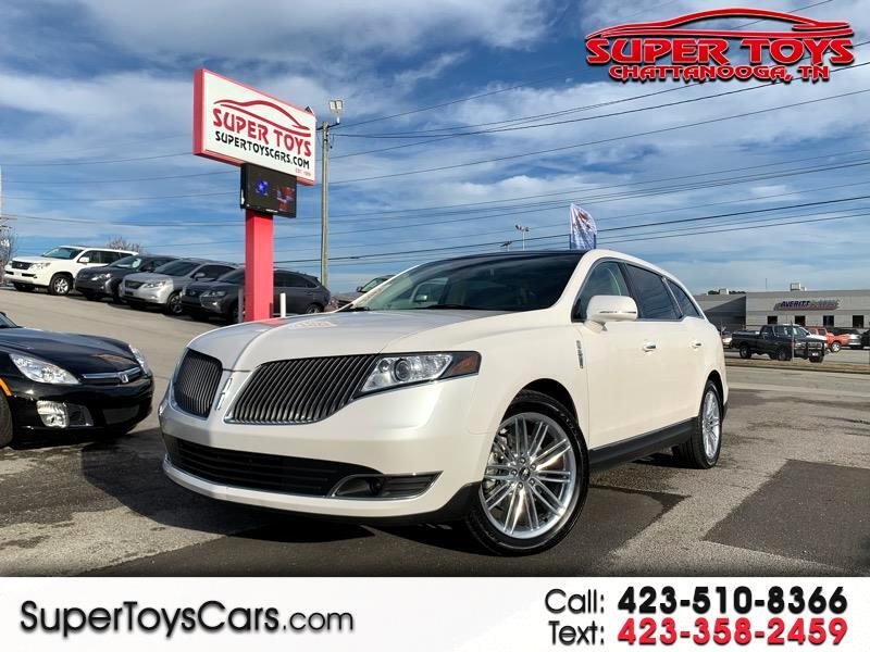 2015 Lincoln MKT 4dr Wgn 3.5L AWD EcoBoost