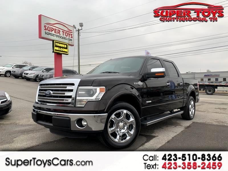 2013 Ford F-150 SuperCrew King Ranch 2WD