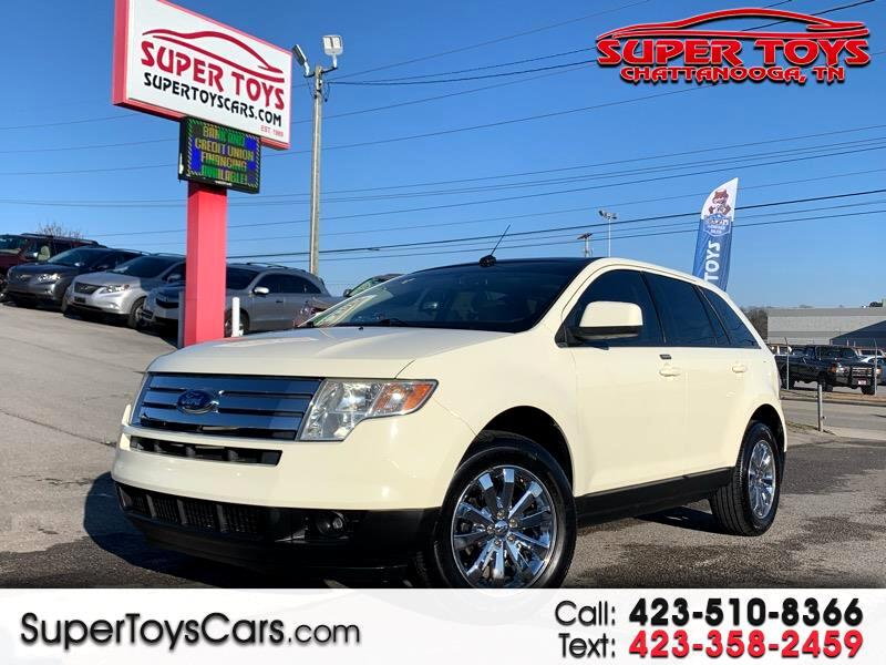 2007 Ford Edge FWD 4dr SEL PLUS