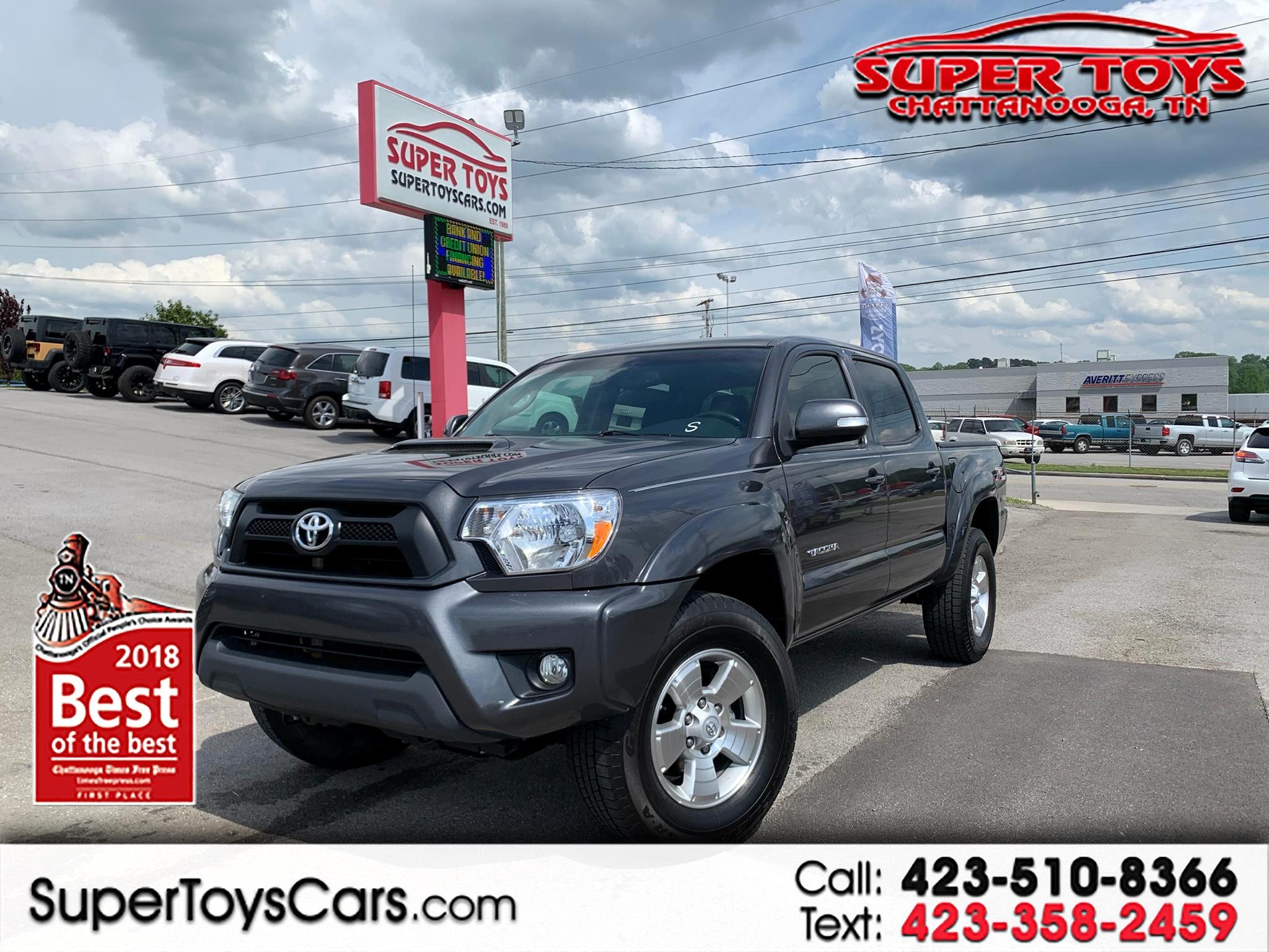 2013 Toyota Tacoma 2WD Double Cab V6 AT TRD Off Road (Natl)