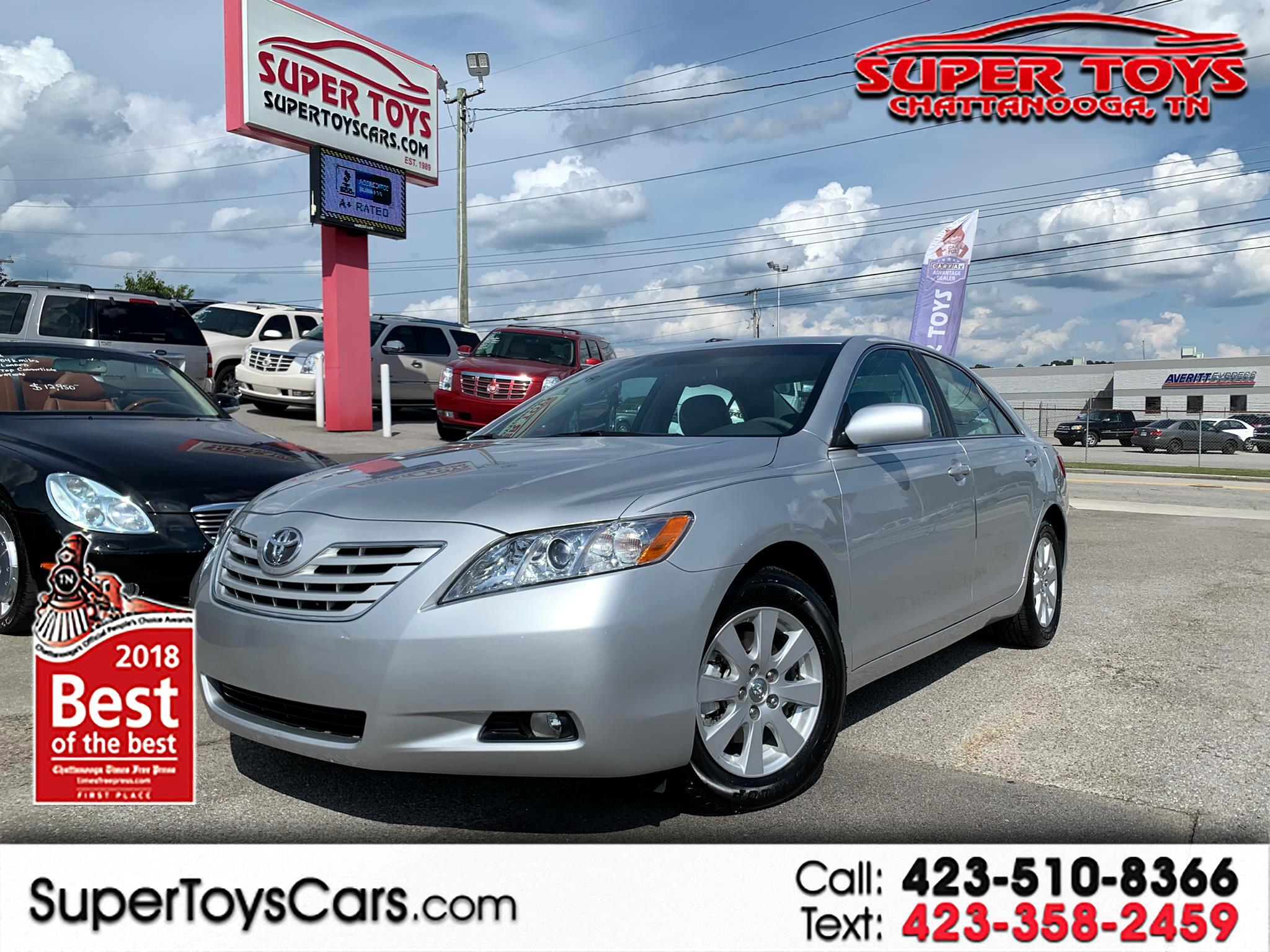 2009 Toyota Camry 4dr Sdn V6 Auto XLE (Natl)