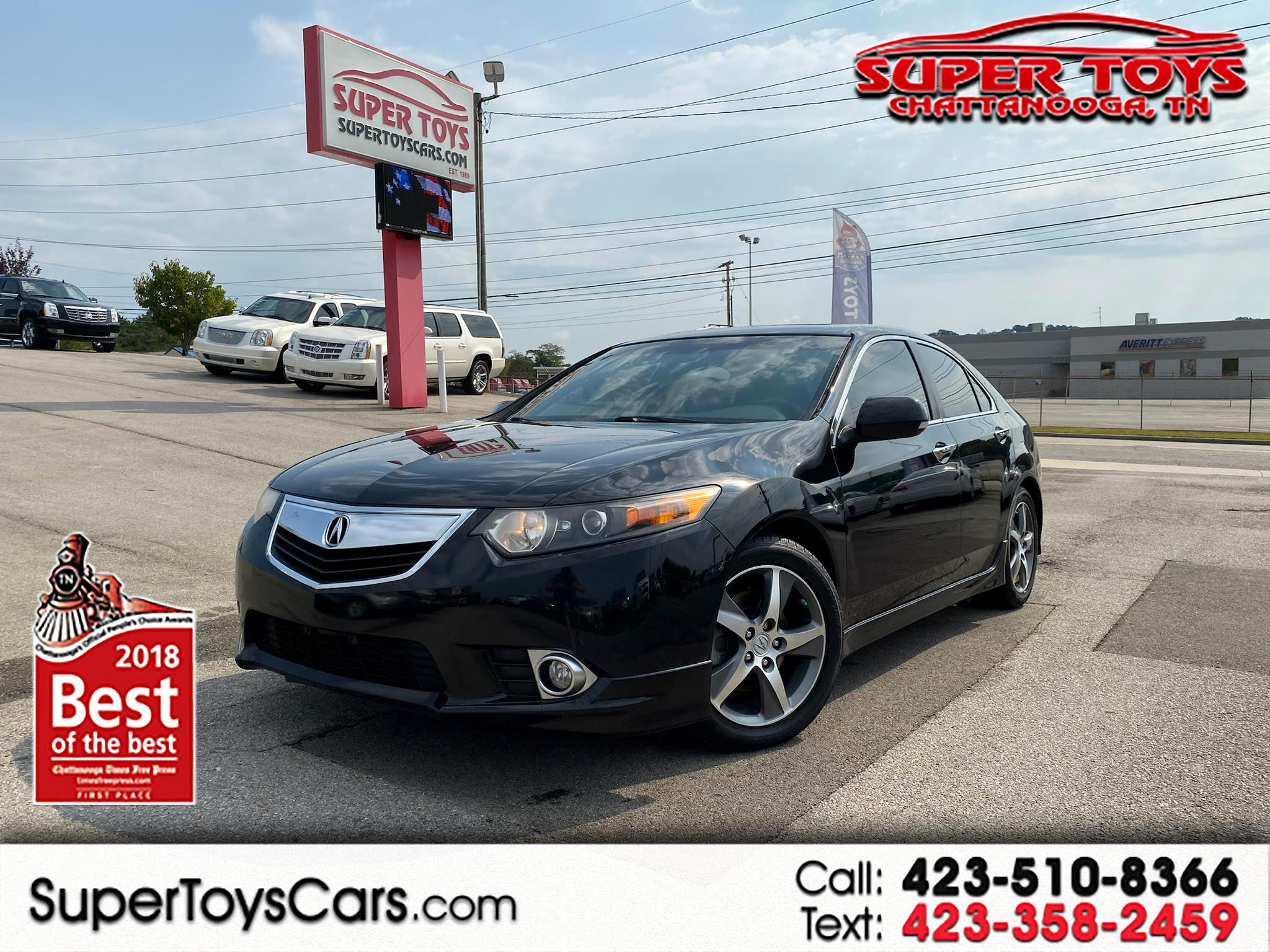 2013 Acura TSX 4dr Sdn I4 Auto Special Edition