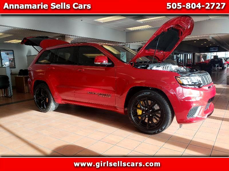 2019 Jeep Grand Cherokee Trackhawk 4WD