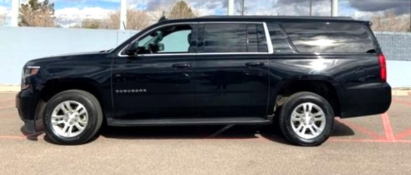 2018 Chevrolet Suburban LT 4WD