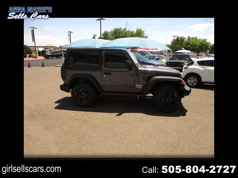 Jeep Wrangler Sport 4WD 2019