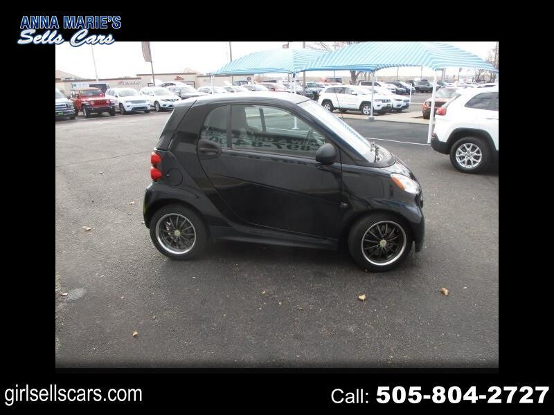 smart Fortwo passion coupe 2014