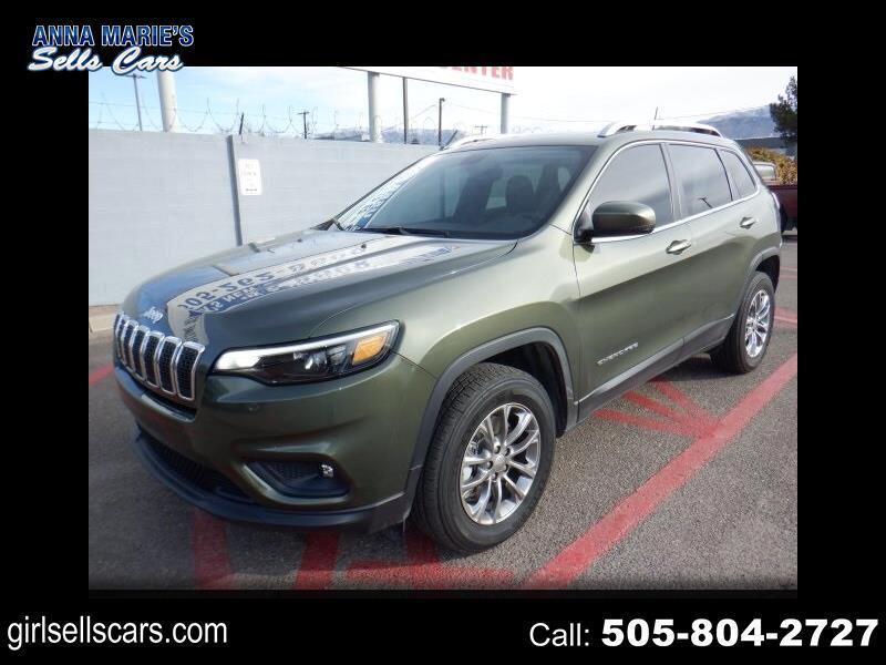 Jeep Cherokee Latitude Plus 4WD 2019
