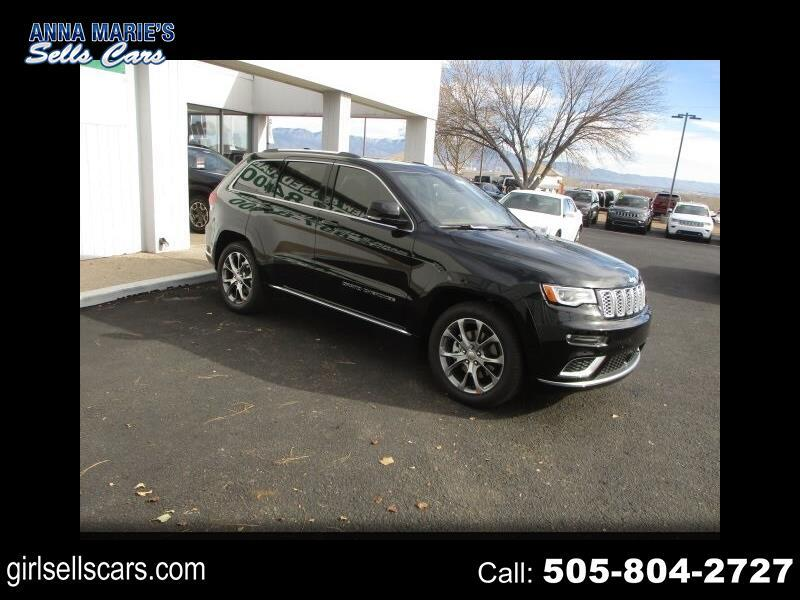 Jeep Grand Cherokee Summit 4WD 2020