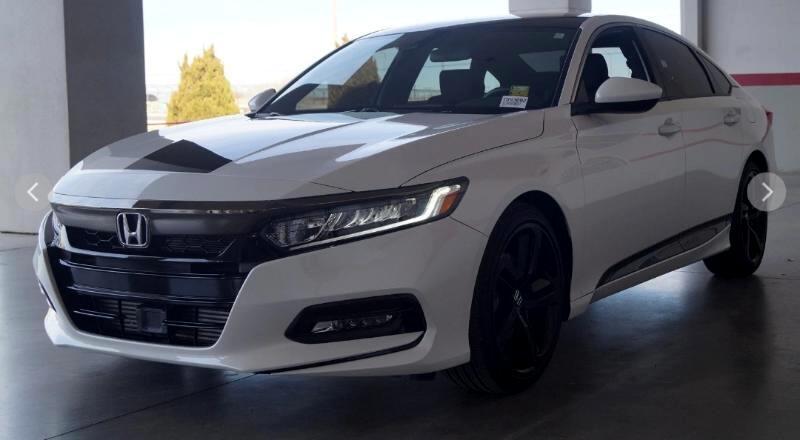 Honda Accord Sport 2.0T 10A 2018