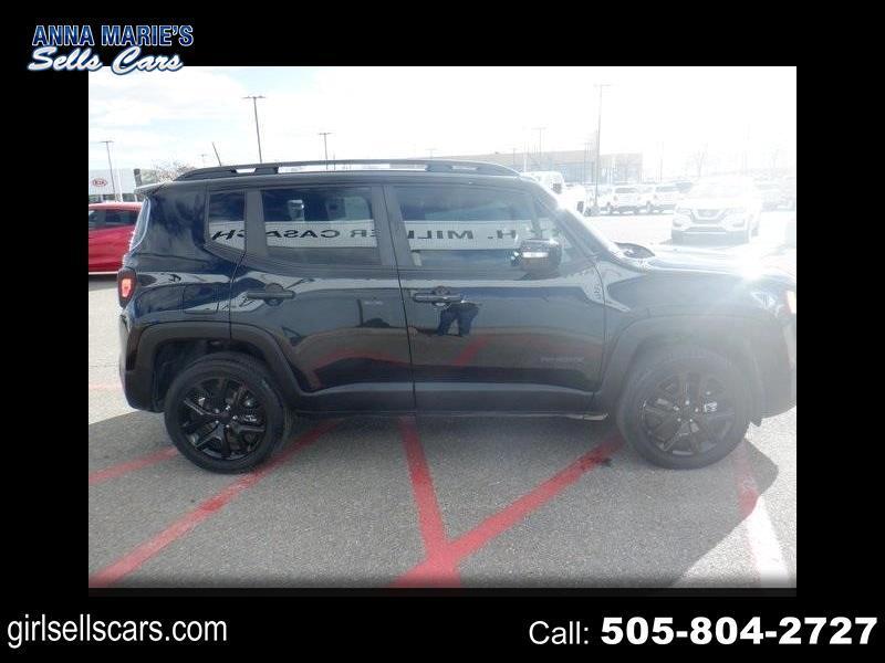 Jeep Renegade Latitude 4WD 2018
