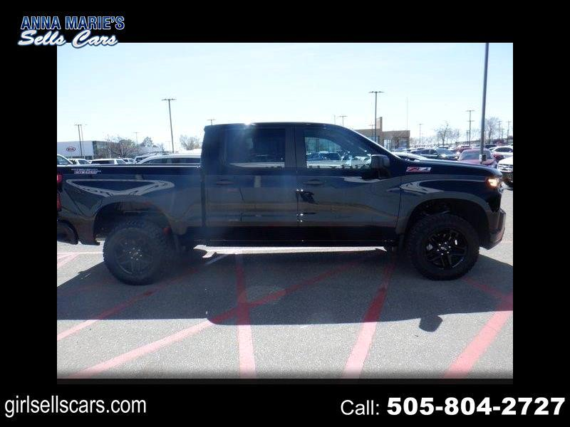 Chevrolet Silverado 1500 Custom Trail Boss Crew Cab Short Box 4WD 2020