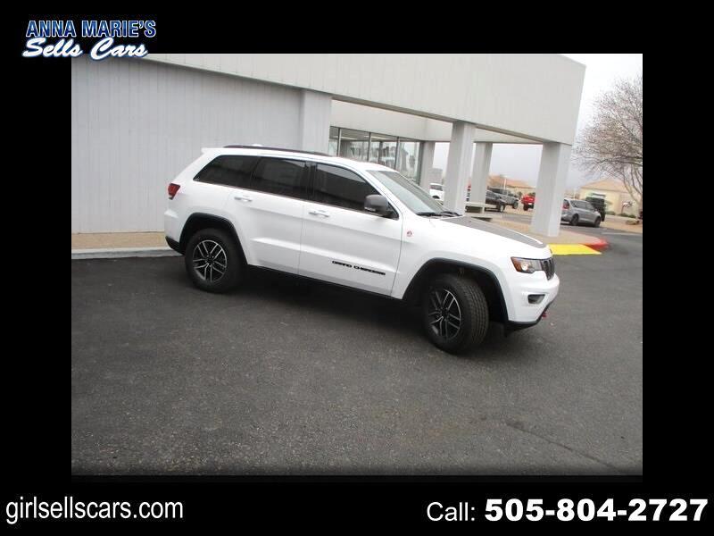 Jeep Grand Cherokee Trailhawk 4WD 2020