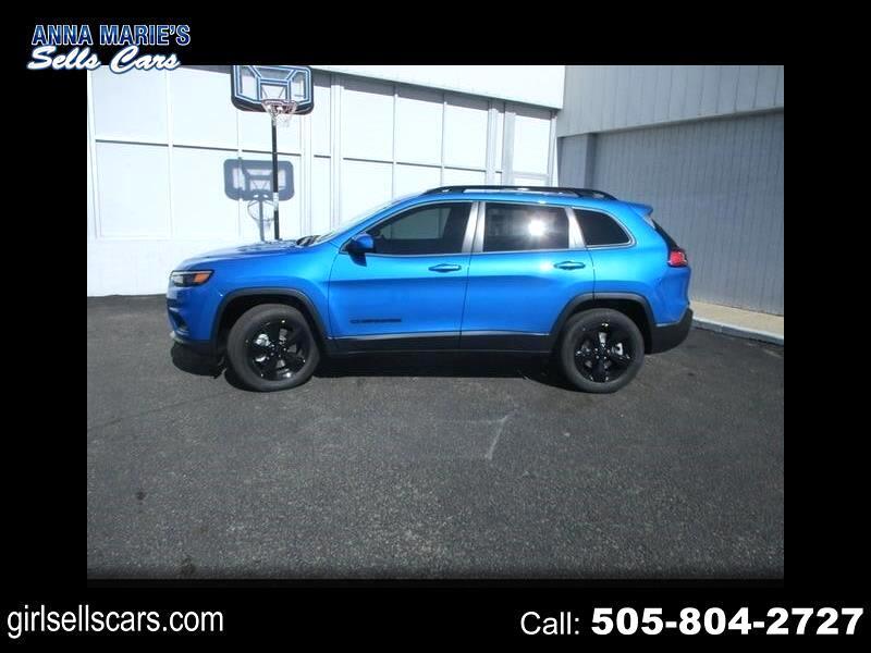 Jeep Cherokee Latitude Plus 4WD 2020