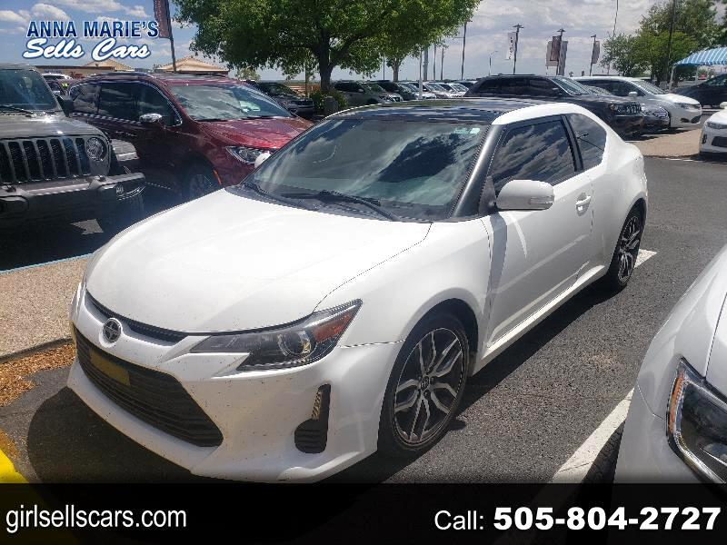 Scion tC Sports Coupe 6-Spd AT 2014
