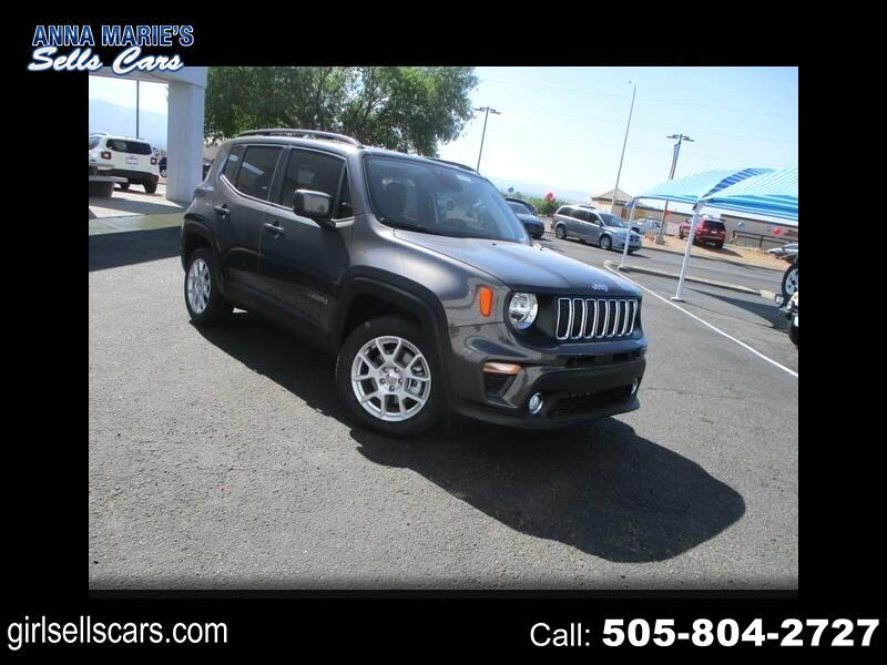 used 2020 jeep renegade latitude for sale in albuquerque nm 87114 annamarie sells cars annamarie sells cars
