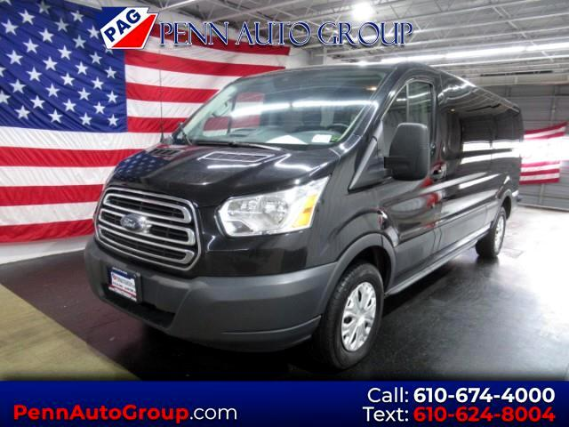 2015 Ford Transit 350 Wagon High Roof XLT w/Sliding Pass. 148-in. WB