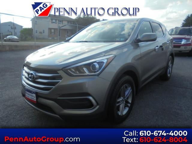 2018 Hyundai Santa Fe Sport 2.4 AWD