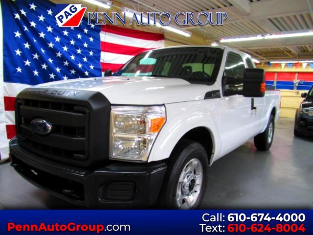 2013 Ford F-250 SD Extended Cab 2WD