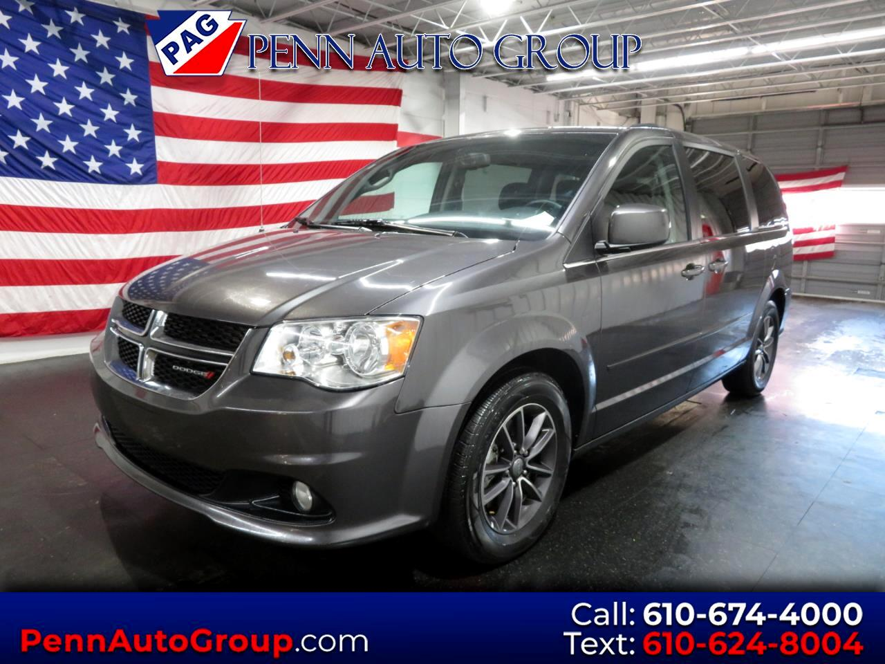 2017 Dodge Grand Caravan SXT Wagon