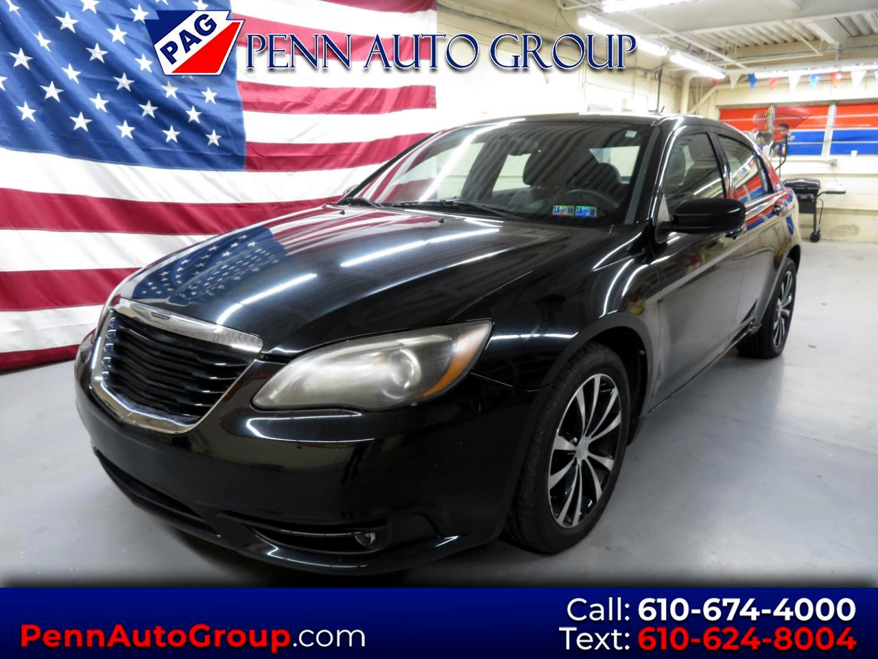 2013 Chrysler 200 4dr Sdn Limited
