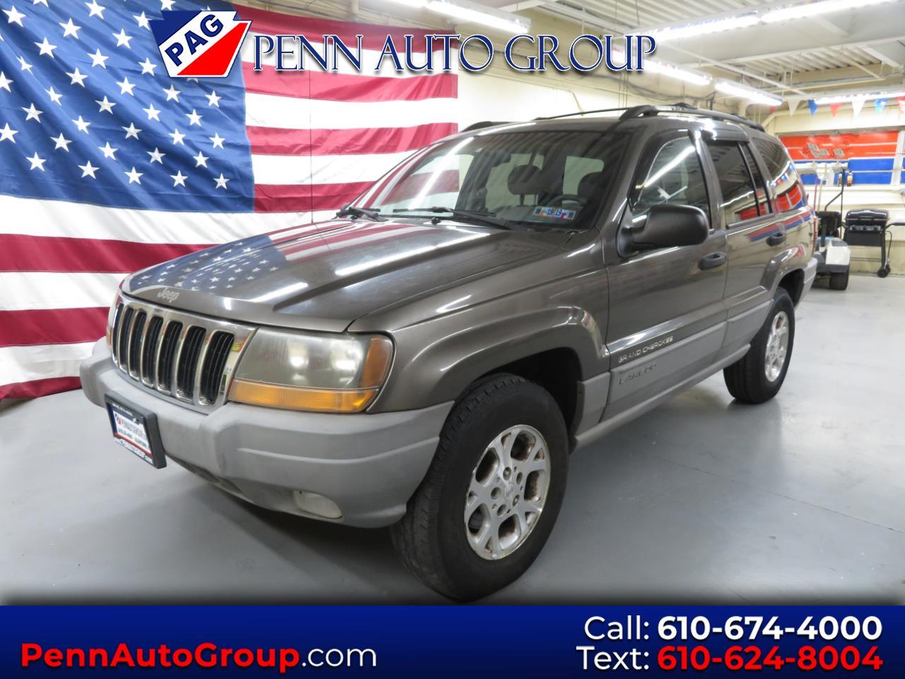 2000 Jeep Grand Cherokee 4dr Laredo 4WD