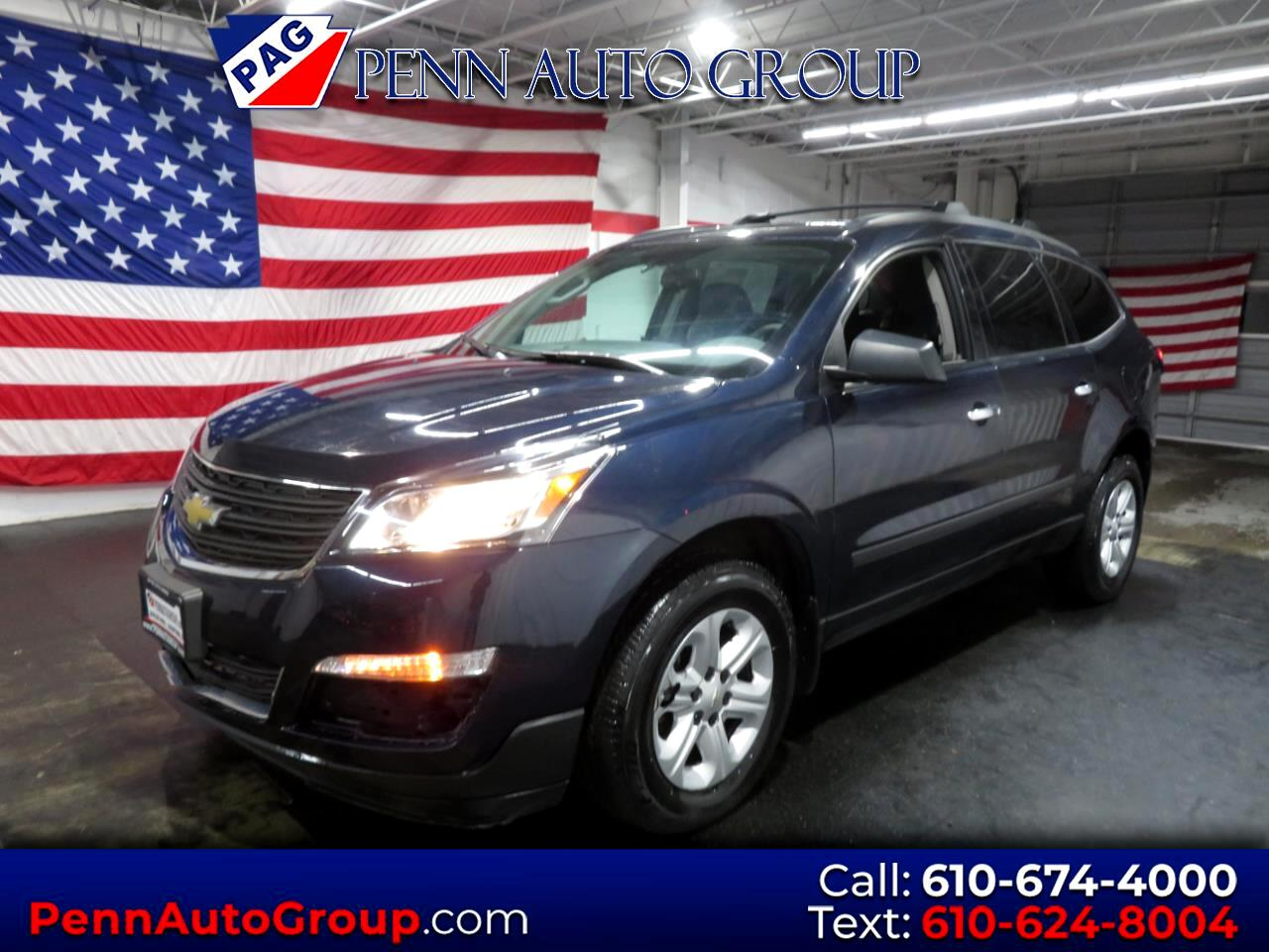 2015 Chevrolet Traverse AWD 4dr LS