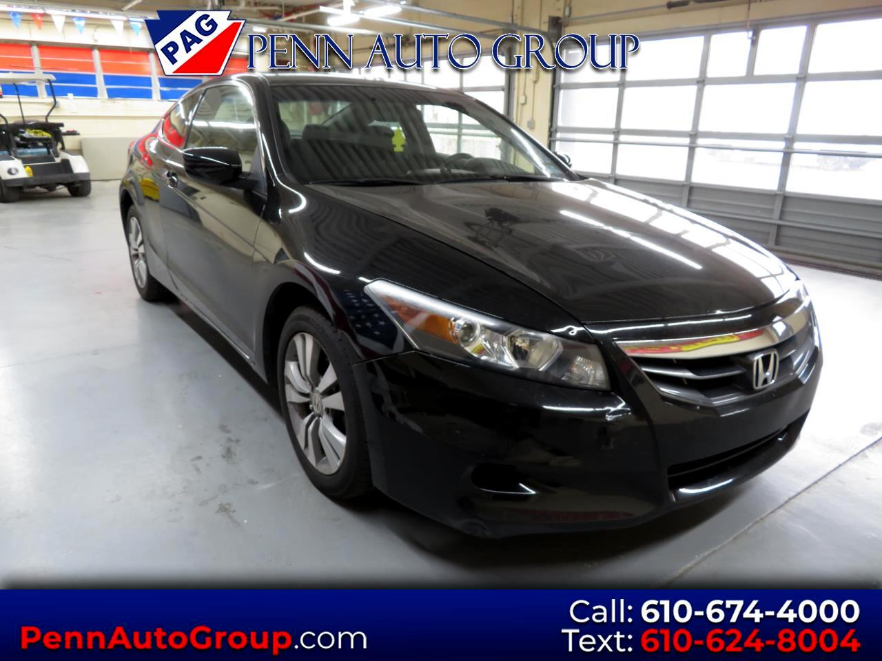 2011 Honda Accord LX-S Coupe