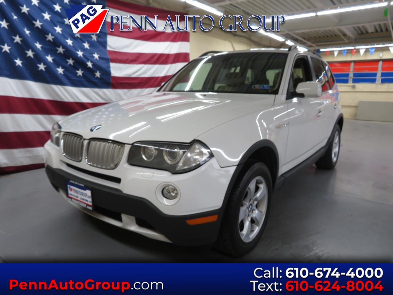 2007 BMW 3 Series 3.0si