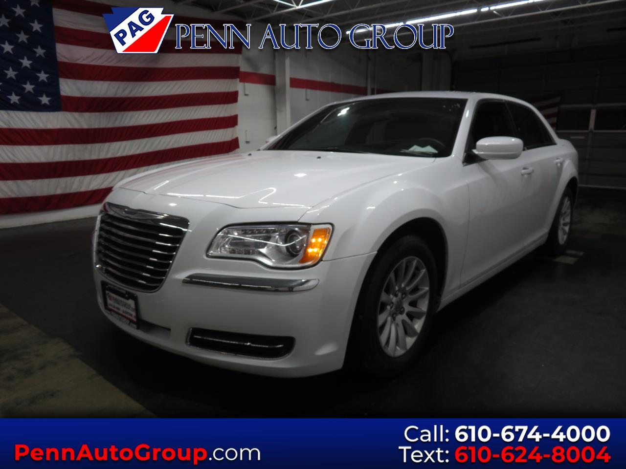 2012 Chrysler 300 4dr Sdn 300 RWD