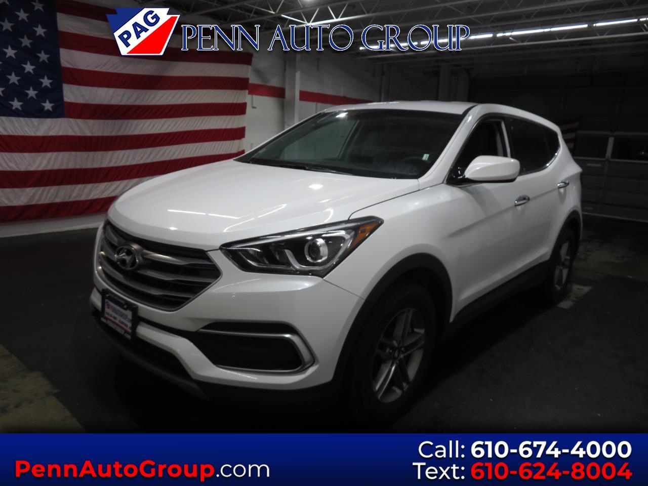 2018 Hyundai Santa Fe Sport 2.4L Auto AWD