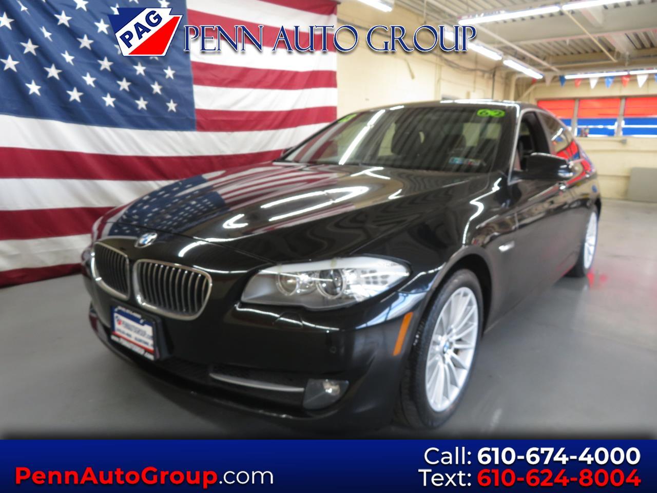 2013 BMW 5 Series 535xi