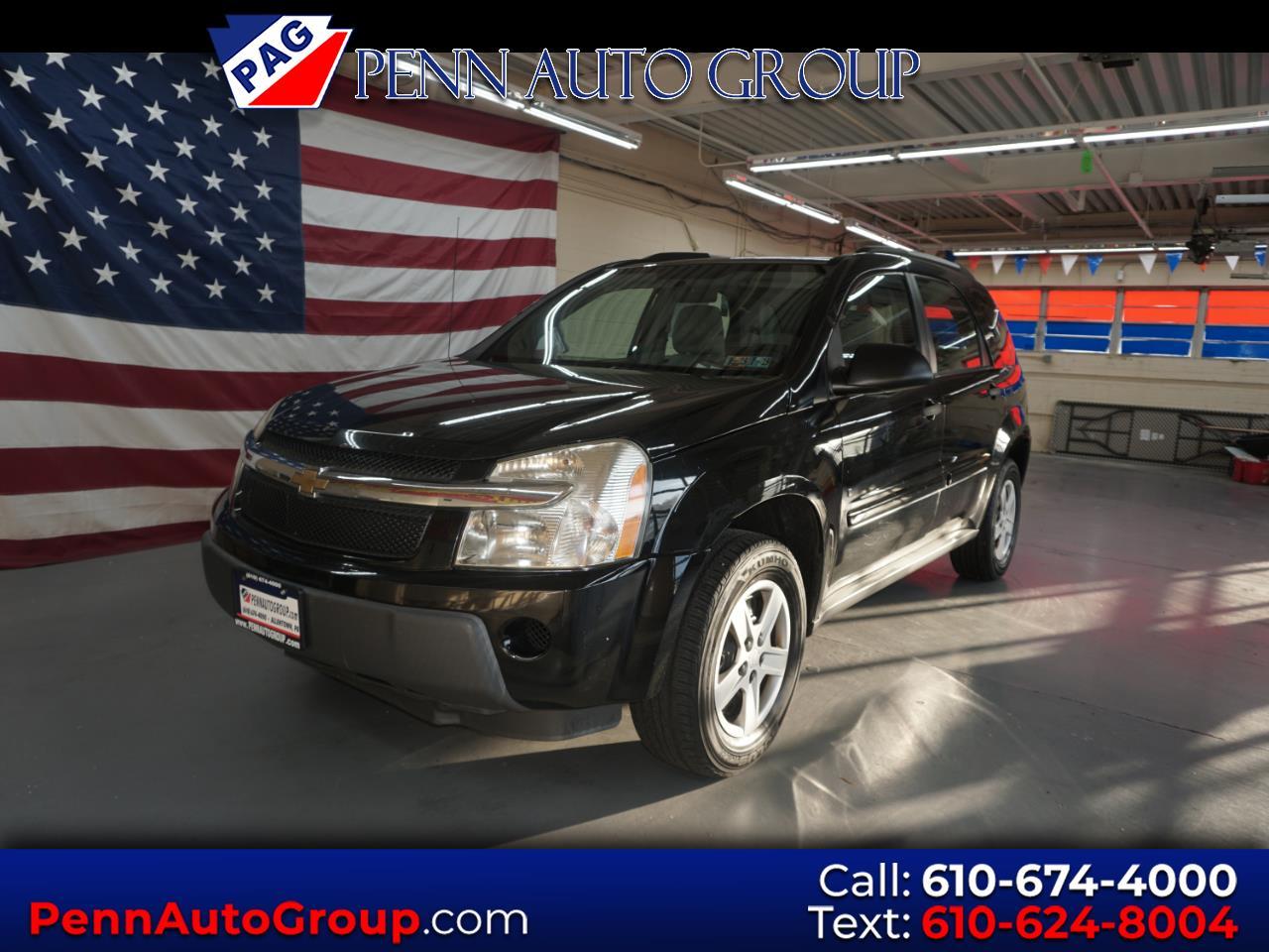 2006 Chevrolet Equinox 4dr AWD LS