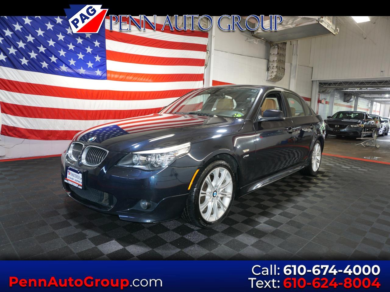 2010 BMW 5 Series 4dr Sdn 528i xDrive AWD
