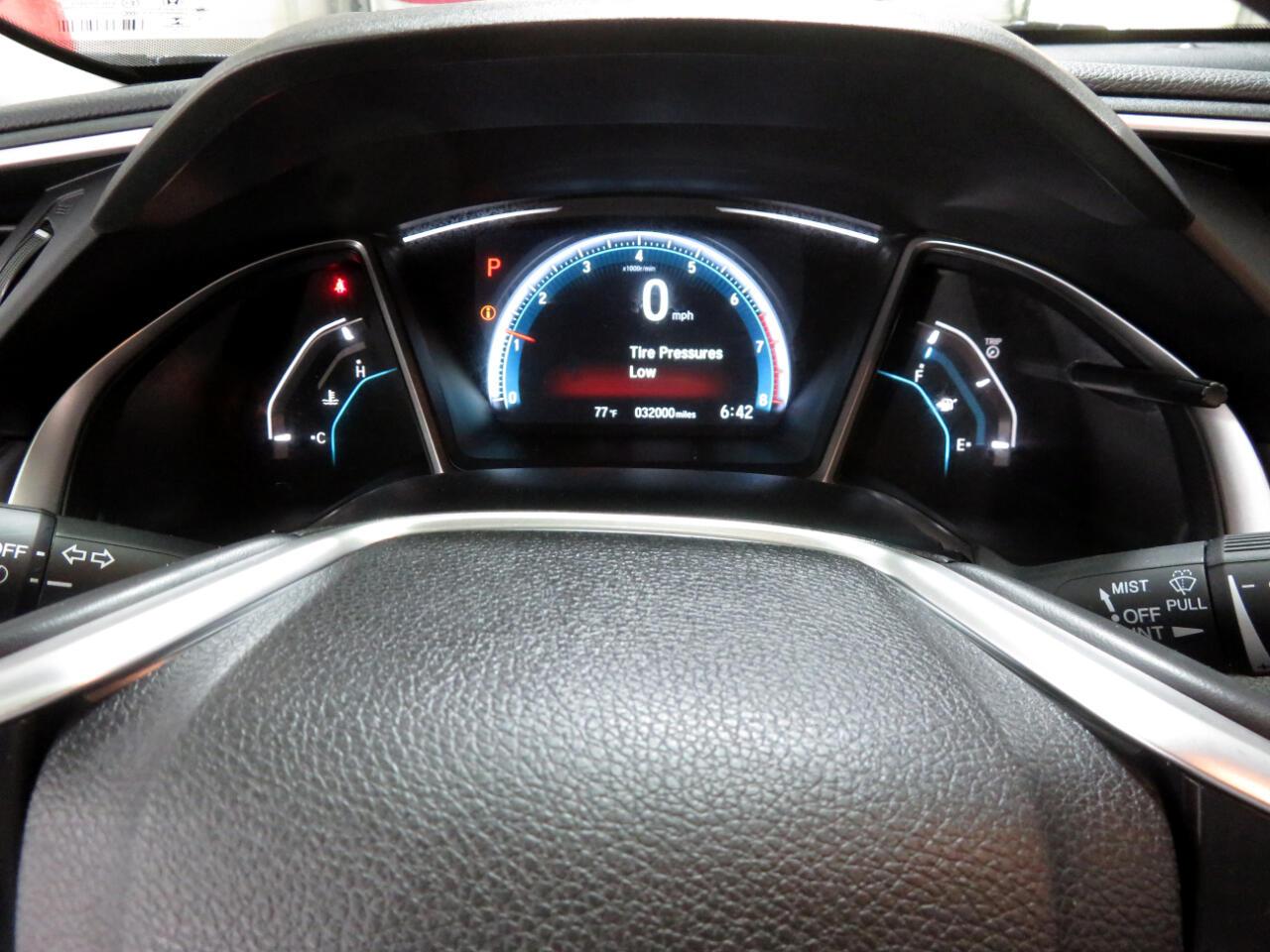 2016 Honda Civic EX-L Sedan