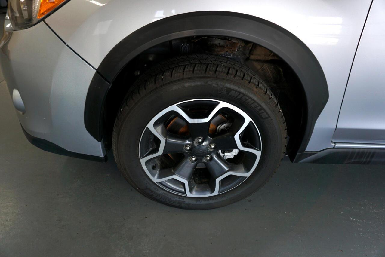 2013 Subaru XV Crosstrek 5dr Auto 2.0i Limited