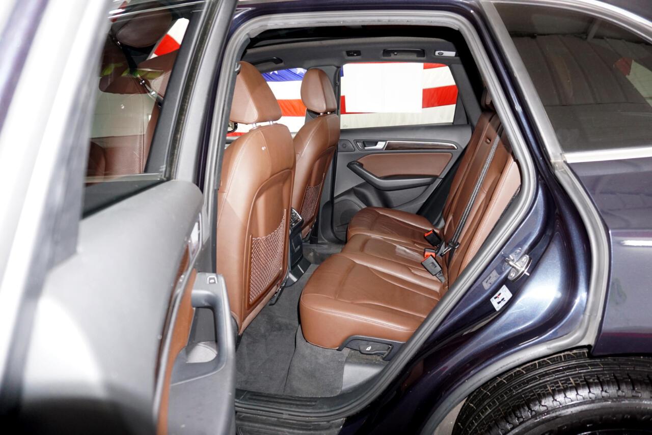 2016 Audi Q5 quattro 4dr 2.0T Premium