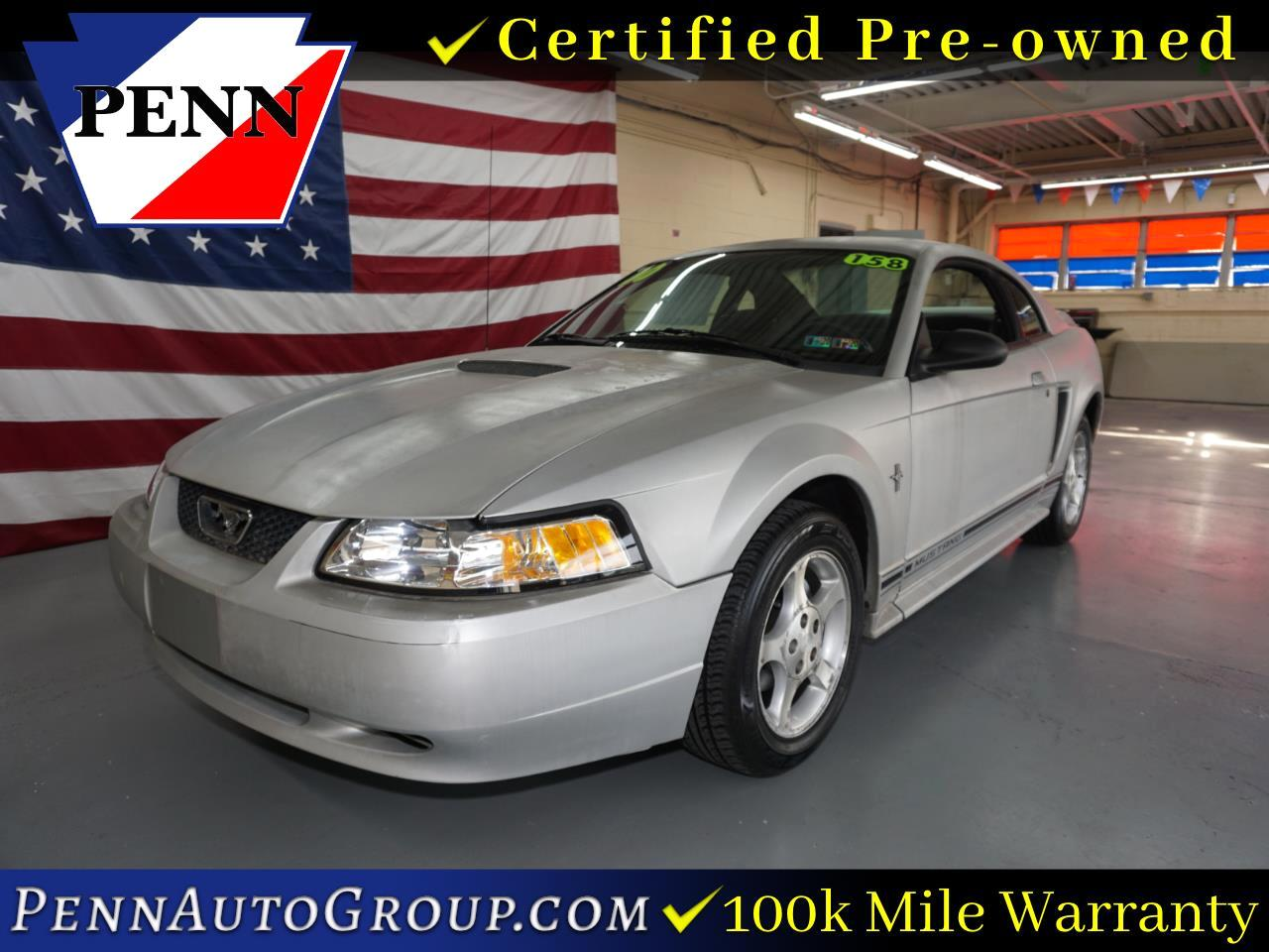 2000 Ford Mustang 2dr Cpe