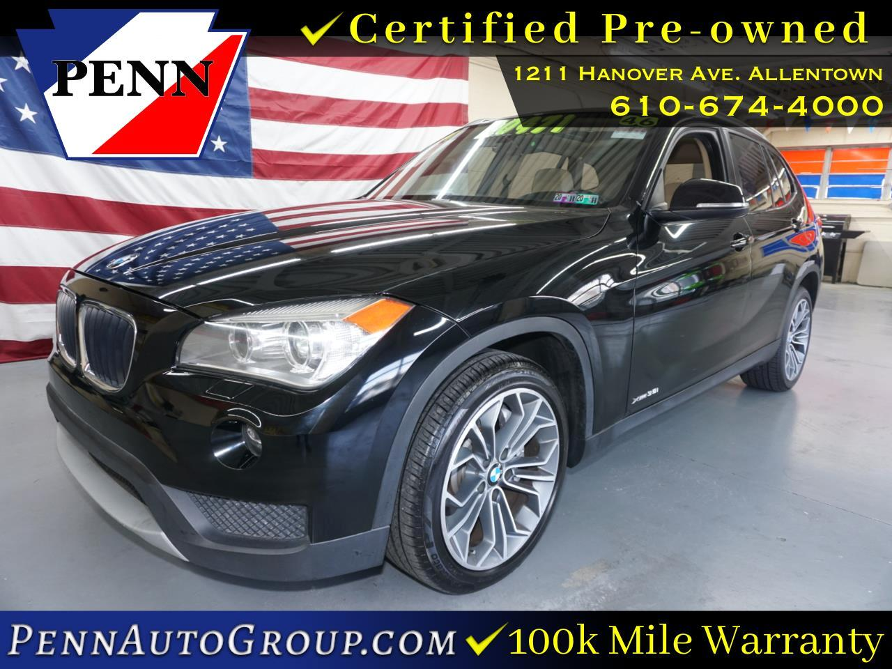 2014 BMW X1 AWD 4dr xDrive35i